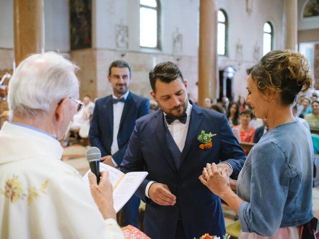 Il matrimonio di Claudio e Patrizia a Villafranca di Verona, Verona 21