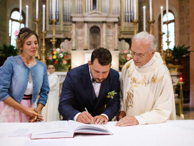 Il matrimonio di Claudio e Patrizia a Villafranca di Verona, Verona 26