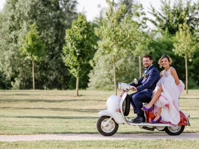 Il matrimonio di Claudio e Patrizia a Villafranca di Verona, Verona 34