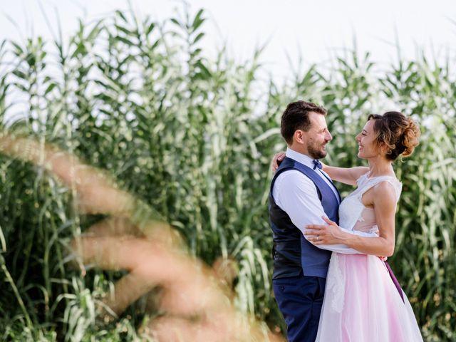 Le nozze di Patrizia e Claudio