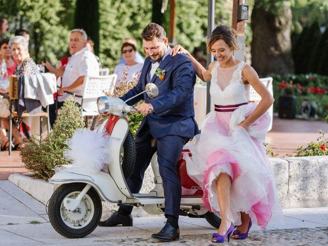 Il matrimonio di Claudio e Patrizia a Villafranca di Verona, Verona 39