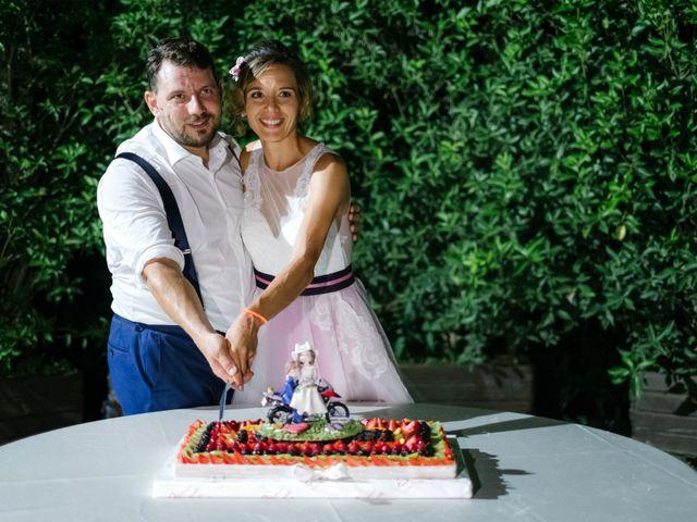Il matrimonio di Claudio e Patrizia a Villafranca di Verona, Verona 49