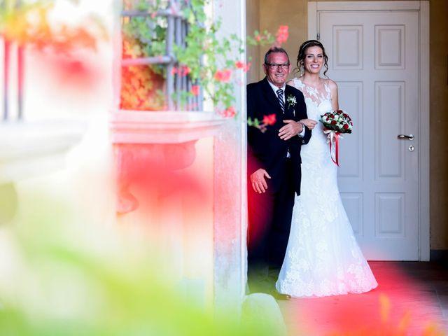 Il matrimonio di Michele e Sara a Campi Bisenzio, Firenze 2