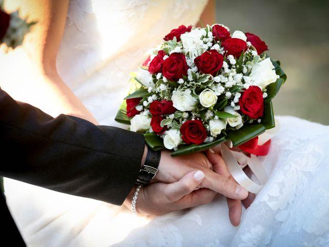 Il matrimonio di Michele e Sara a Campi Bisenzio, Firenze 5