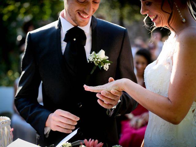 Il matrimonio di Michele e Sara a Campi Bisenzio, Firenze 6