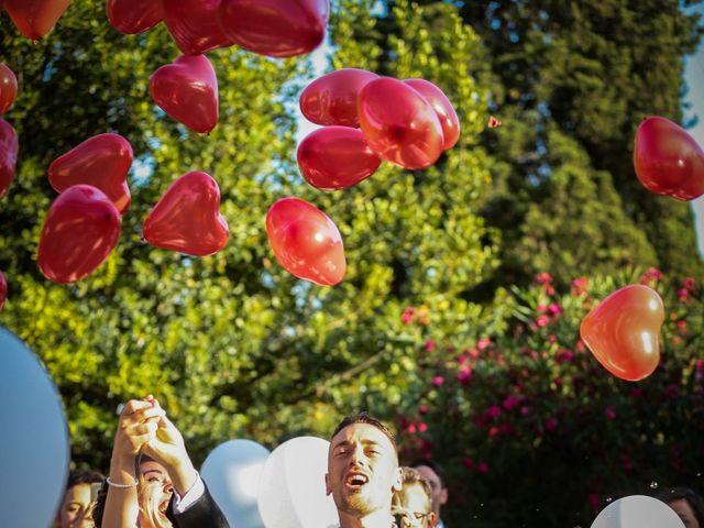 Il matrimonio di Michele e Sara a Campi Bisenzio, Firenze 8