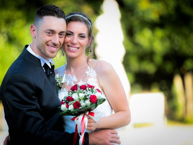 Il matrimonio di Michele e Sara a Campi Bisenzio, Firenze 9
