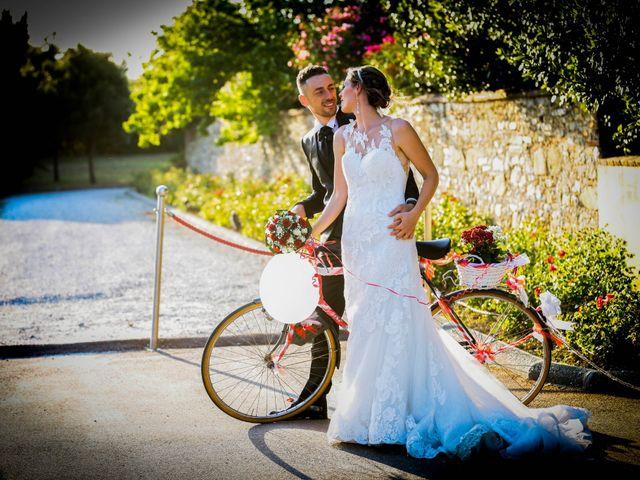 Il matrimonio di Michele e Sara a Campi Bisenzio, Firenze 10