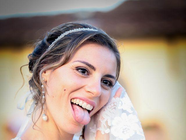 Il matrimonio di Michele e Sara a Campi Bisenzio, Firenze 11