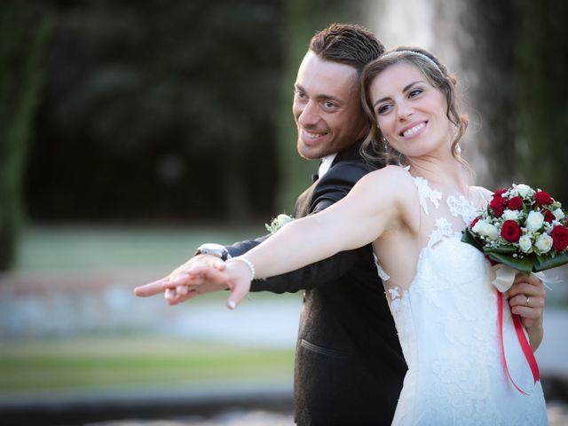 Il matrimonio di Michele e Sara a Campi Bisenzio, Firenze 12