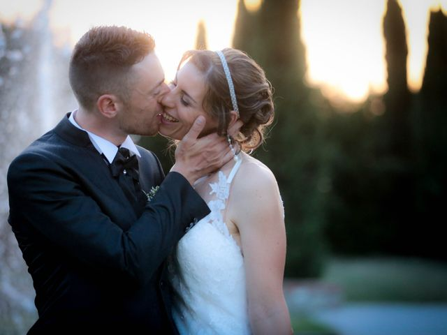 Il matrimonio di Michele e Sara a Campi Bisenzio, Firenze 14