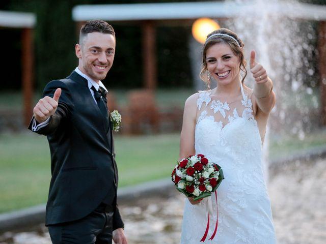 Il matrimonio di Michele e Sara a Campi Bisenzio, Firenze 15
