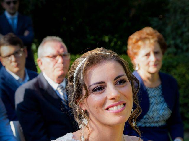 Il matrimonio di Michele e Sara a Campi Bisenzio, Firenze 33