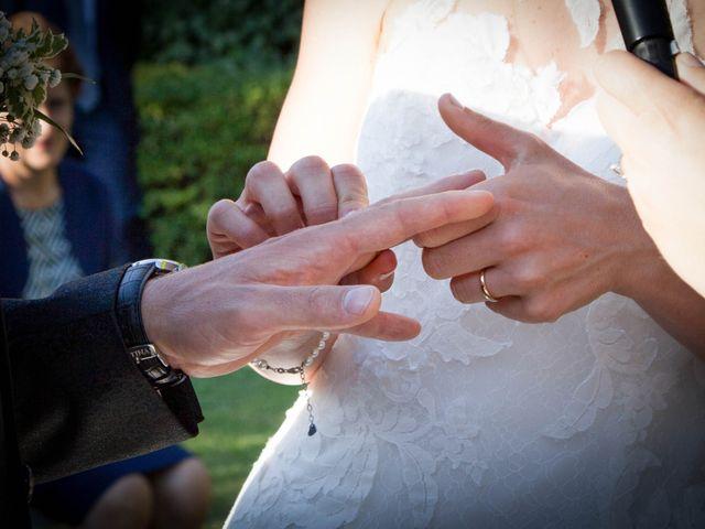 Il matrimonio di Michele e Sara a Campi Bisenzio, Firenze 35