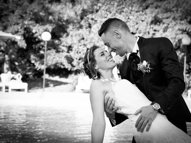 Il matrimonio di Michele e Sara a Campi Bisenzio, Firenze 38