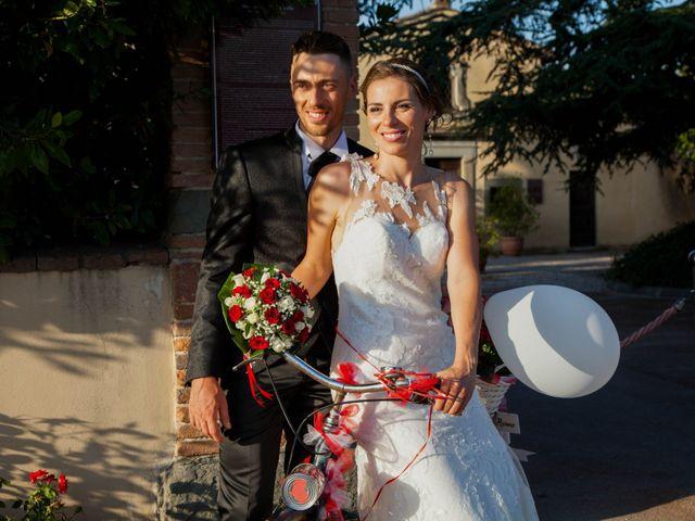 Il matrimonio di Michele e Sara a Campi Bisenzio, Firenze 41