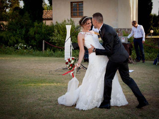 Il matrimonio di Michele e Sara a Campi Bisenzio, Firenze 43