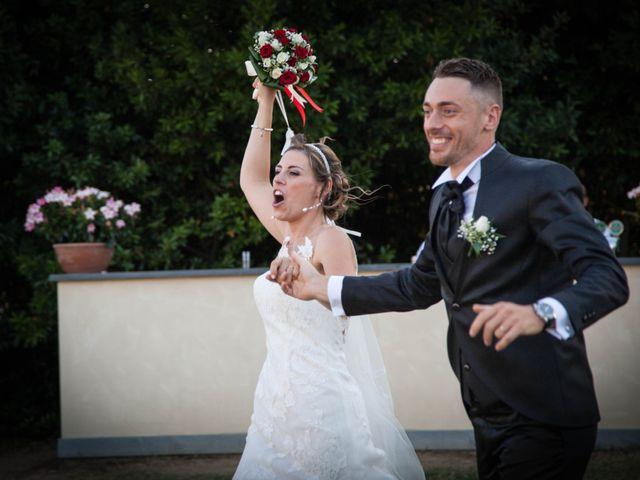 Il matrimonio di Michele e Sara a Campi Bisenzio, Firenze 44