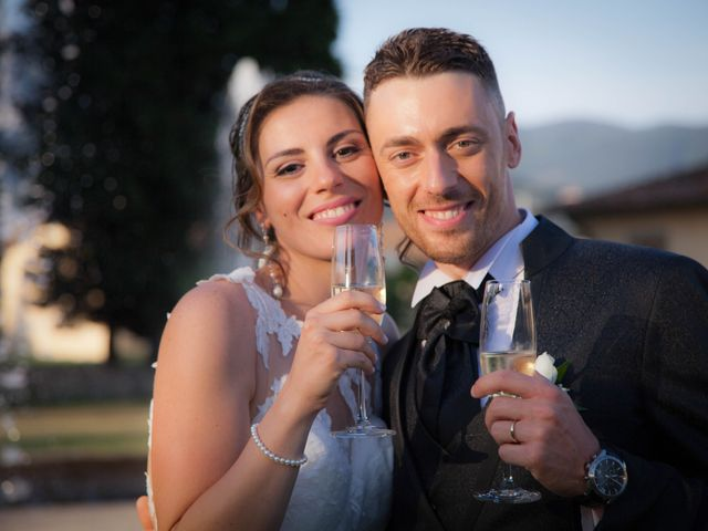 Il matrimonio di Michele e Sara a Campi Bisenzio, Firenze 45
