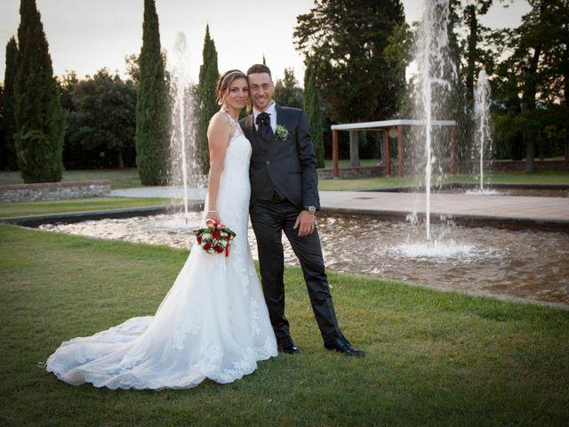 Il matrimonio di Michele e Sara a Campi Bisenzio, Firenze 46