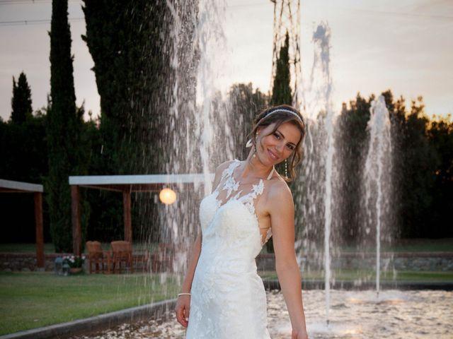 Il matrimonio di Michele e Sara a Campi Bisenzio, Firenze 47