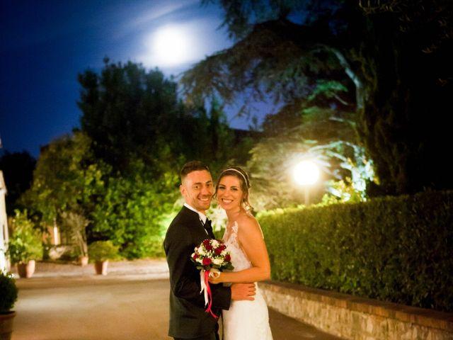 Il matrimonio di Michele e Sara a Campi Bisenzio, Firenze 48
