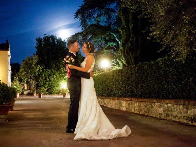 Il matrimonio di Michele e Sara a Campi Bisenzio, Firenze 49