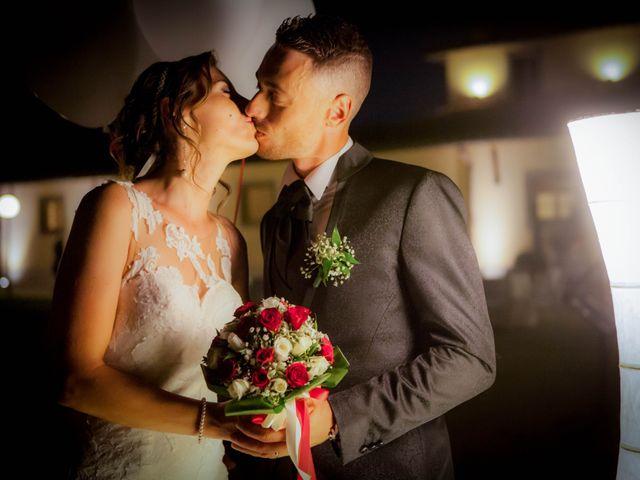 Il matrimonio di Michele e Sara a Campi Bisenzio, Firenze 53