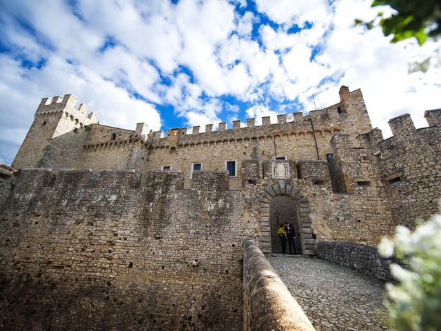 Il matrimonio di Federico e Carlotta a Nerola, Roma 7