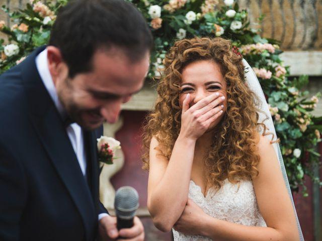 Il matrimonio di Federico e Carlotta a Nerola, Roma 12