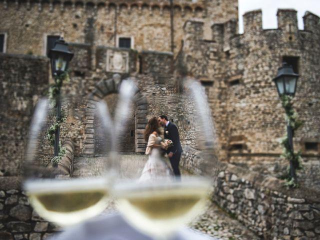 Il matrimonio di Federico e Carlotta a Nerola, Roma 14