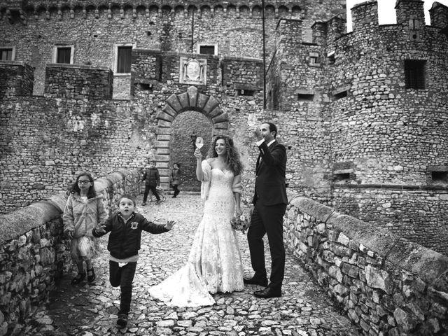 Il matrimonio di Federico e Carlotta a Nerola, Roma 15