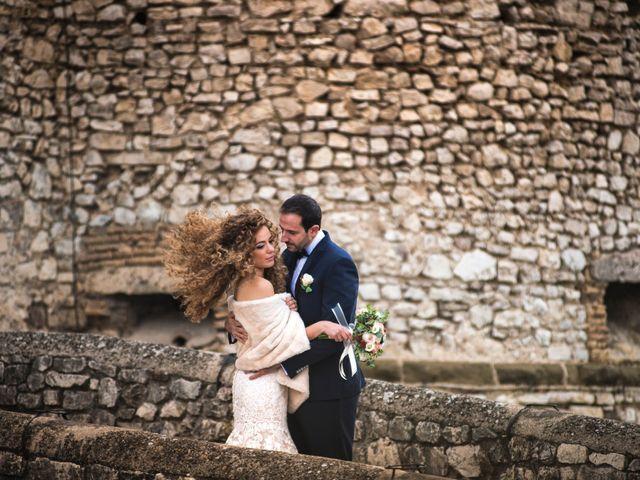 Le nozze di Carlotta e Federico