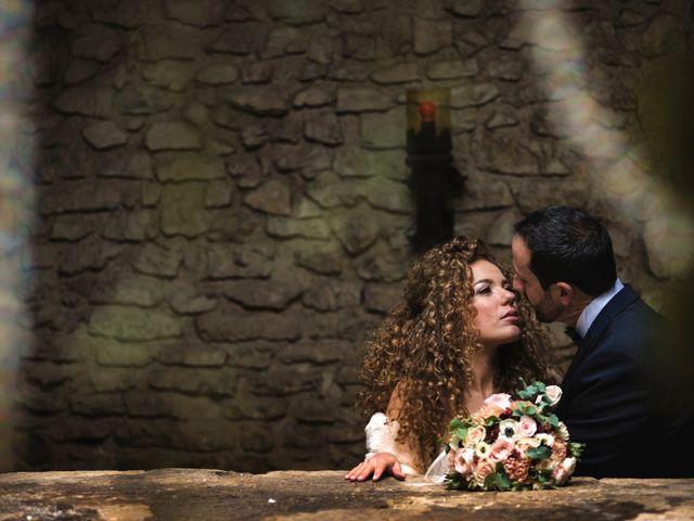 Il matrimonio di Federico e Carlotta a Nerola, Roma 17