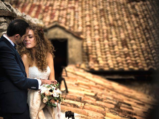 Il matrimonio di Federico e Carlotta a Nerola, Roma 21