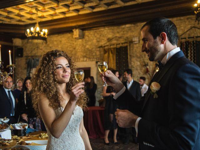 Il matrimonio di Federico e Carlotta a Nerola, Roma 22