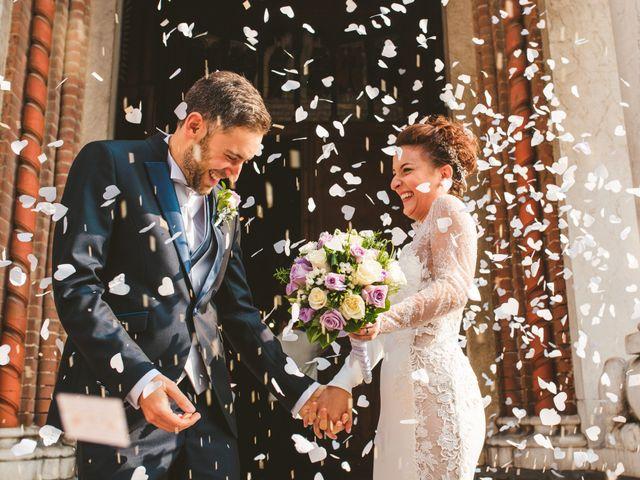 Il matrimonio di Umberto e Caterina a Soncino, Cremona 55