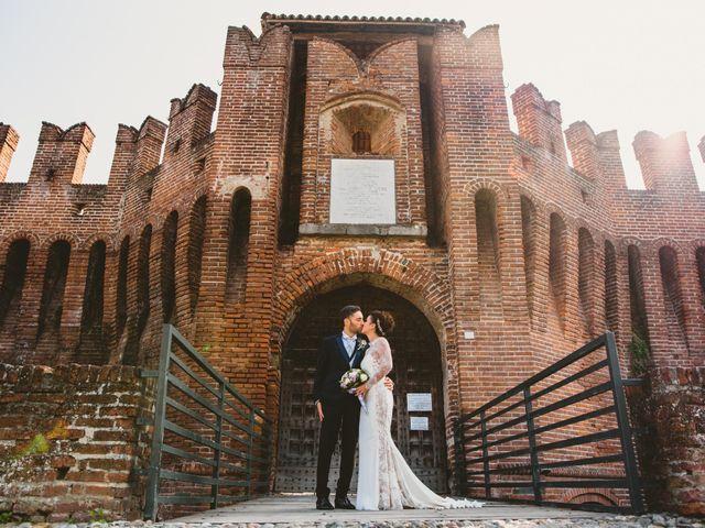 Il matrimonio di Umberto e Caterina a Soncino, Cremona 63