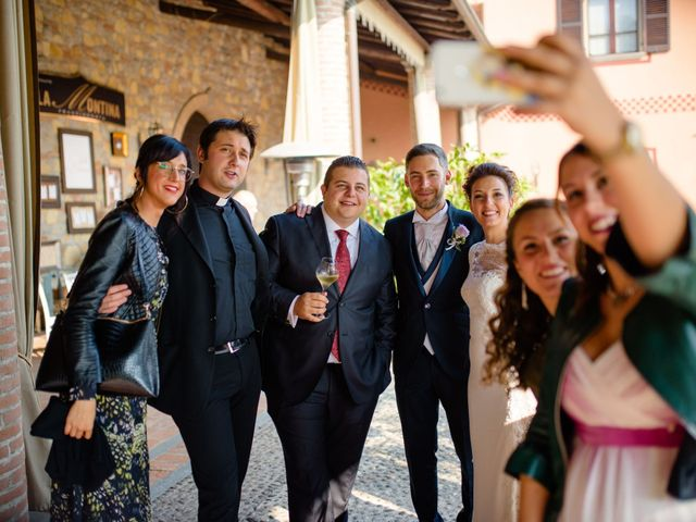 Il matrimonio di Umberto e Caterina a Soncino, Cremona 80