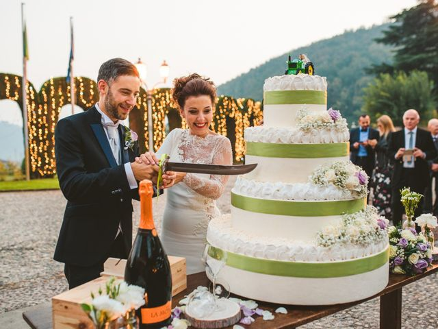 Il matrimonio di Umberto e Caterina a Soncino, Cremona 113