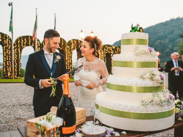 Il matrimonio di Umberto e Caterina a Soncino, Cremona 114
