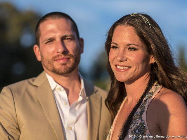 Il matrimonio di Brent e Danielle a Casole d'Elsa, Siena 20