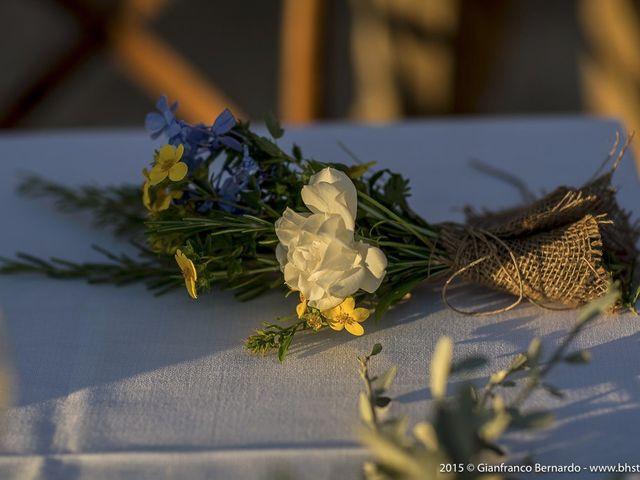 Il matrimonio di Brent e Danielle a Casole d'Elsa, Siena 21