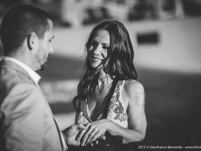 Il matrimonio di Brent e Danielle a Casole d'Elsa, Siena 27