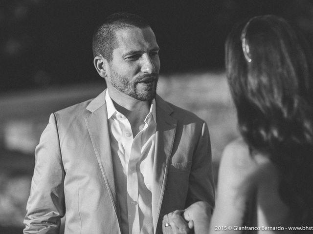 Il matrimonio di Brent e Danielle a Casole d'Elsa, Siena 28