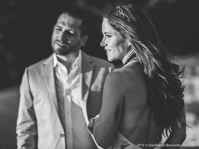 Il matrimonio di Brent e Danielle a Casole d'Elsa, Siena 29