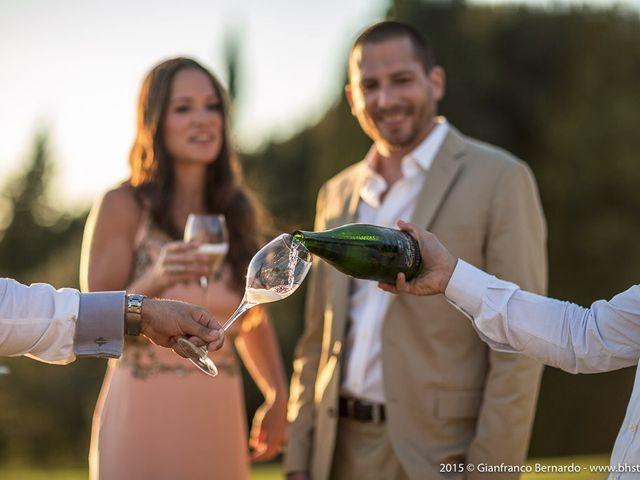 Il matrimonio di Brent e Danielle a Casole d'Elsa, Siena 39
