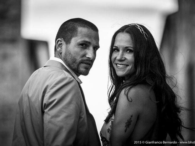 Il matrimonio di Brent e Danielle a Casole d'Elsa, Siena 57