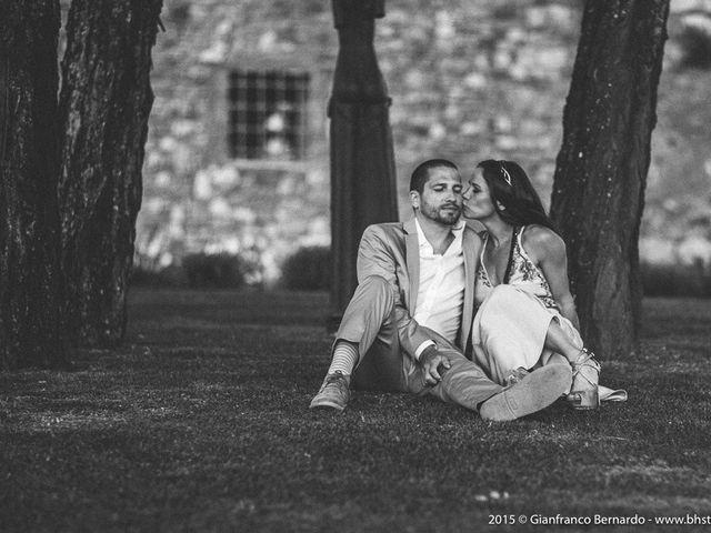 Il matrimonio di Brent e Danielle a Casole d'Elsa, Siena 61