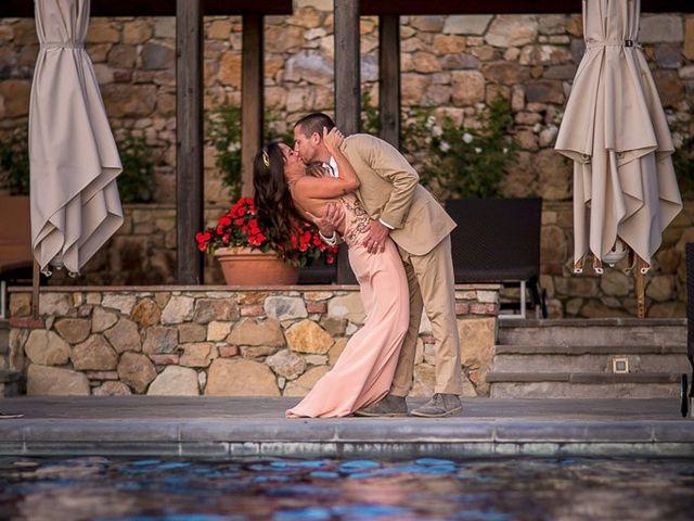 Il matrimonio di Brent e Danielle a Casole d'Elsa, Siena 63